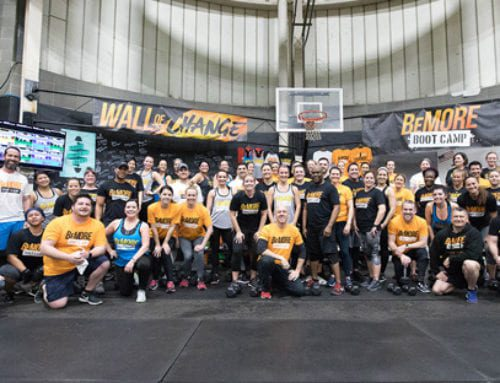 How BeMORE Boot Camp supported my fitness journey