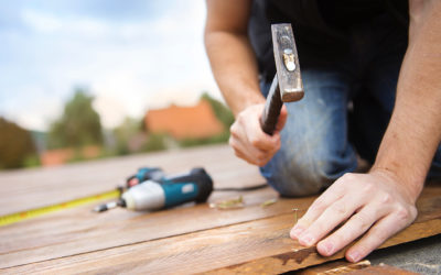 Increase the value of your home with a handyman's helping hand