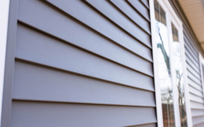 The many benefits of replacing the siding on your home
