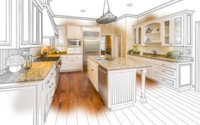 The Stages of Kitchen Remodeling