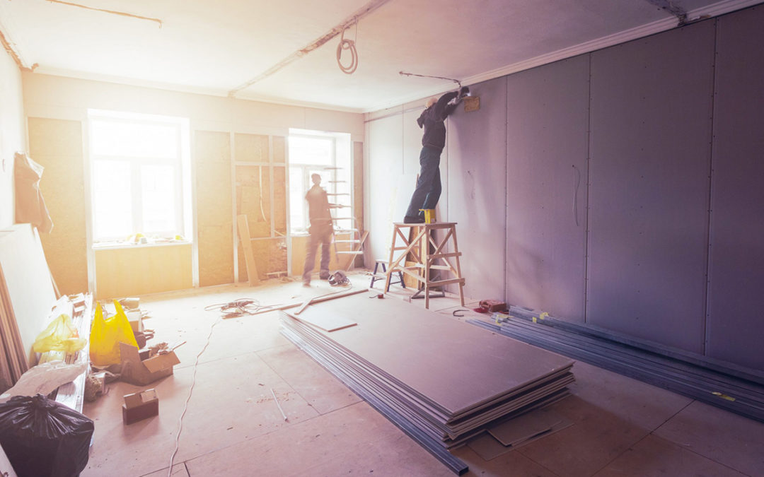 Why home renovations increase the value of your property